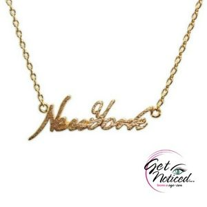 Jewelry - New York Name Necklace